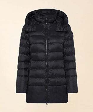 Comfy down jacket with hood | Dekker