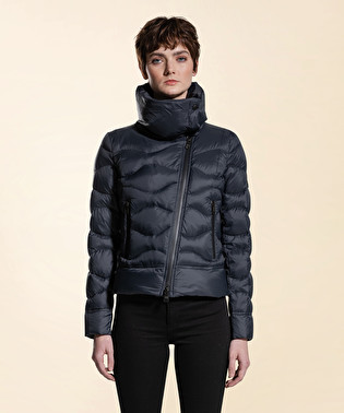 Superlight down jacket with stitching | Dekker