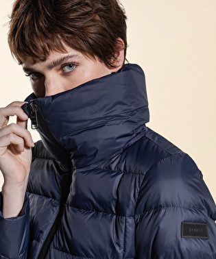 Oversize down jacket | Dekker