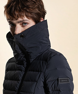 Stretch and down proof down jacket | Dekker