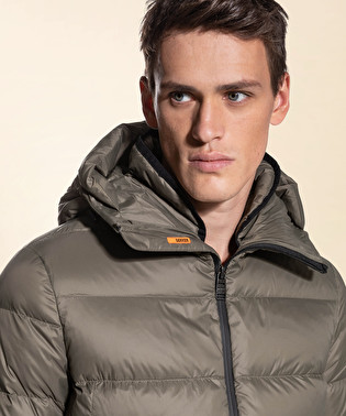 Super light fabric down jacket | Dekker