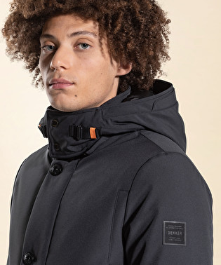 Field jacket doppio tessuto | Dekker