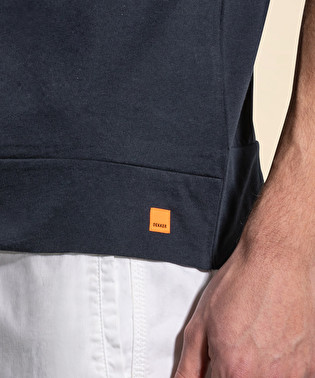 Stretch cotton T-shirt | Dekker