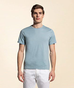 Stretch cotton T-shirt | Dekker