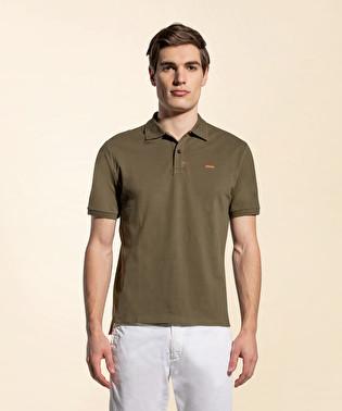 Piquet polo shirt | Dekker