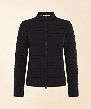 Super-light nylon slim biker jacket | Dekker