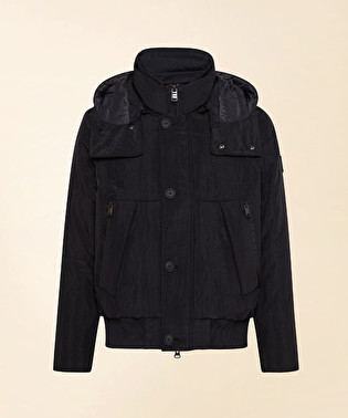 Four-pockets bomber in oxford | Dekker