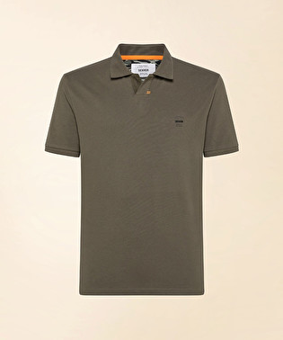 Slim piquet polo shirt | Dekker