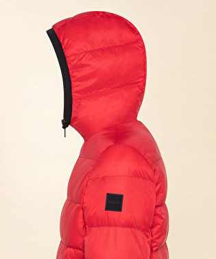 Downproof and water-repellent down jacket | Dekker